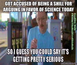 meme pharma shill gambit