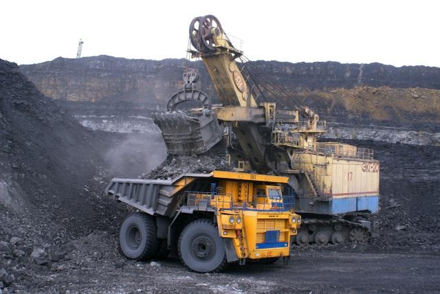 coal mine clean coal