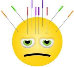 acupuncture does not work