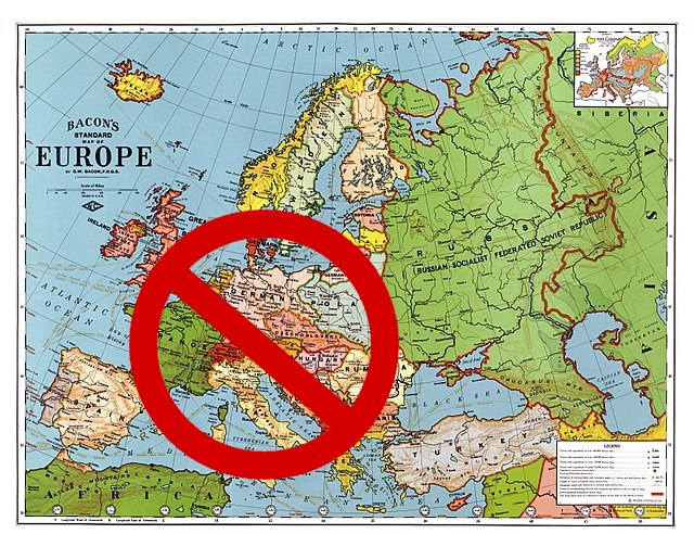 banned in europe
